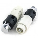 Zawiasy do deski duroplast wolnoopadające łatwo wypinane Cersanit FACILE K99-0178
