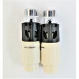 Zawiasy do deski duroplast wolnoopadającej wypinanej Cersanit DELFI K99-0142