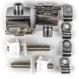 Zawiasy i uchwyty montażowe deski twardej A801390004 Roca A820052510 / AI0005500R
