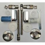 Zawiasy metalowe do deski wolnoopadającej VICTORIA A801338N04 Roca A801316Z04
