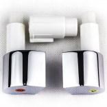 Zawiasy zwykłe do deski sedesowej Roca GAP AI0012500R