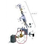 Zawór elektromagnetyczny Oras 199252V