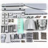 Zestaw montażowy Koło FRESH BKDK A100082 szary