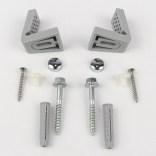 Zestaw montażowy do misek i bidetów stojących Roca GAP / MERIDIAN-N COMPACTO A822086000 / AV0009400R