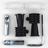 Zestaw montażowy do miski WC wiszącej K13102 Koło EGO 99299
