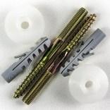 Zestaw montażowy do umywalek ściennych Roca A527002510 / AV0007500R