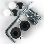 Zestaw montażowy pisuaru Roca NEXO / HALL A822039900 / AV0017000R
