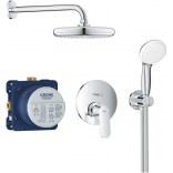 Zestaw prysznicowy podtynkowy Grohe EUROSMART COSMOPOLITAN 25219001