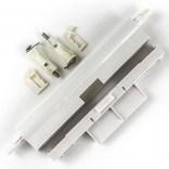 Zestaw zawiasów standardowych do desek WC Duroplast Roca DAMA SENSO, GIRALDA, NEXO A801339Z04