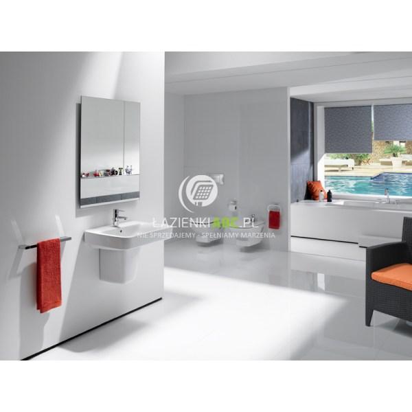 deska wc twarda wolnoopadaj ca roca dama senso dama. Black Bedroom Furniture Sets. Home Design Ideas